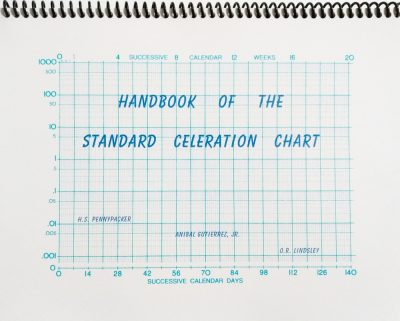 Handbook of the Standard Celeration Chart