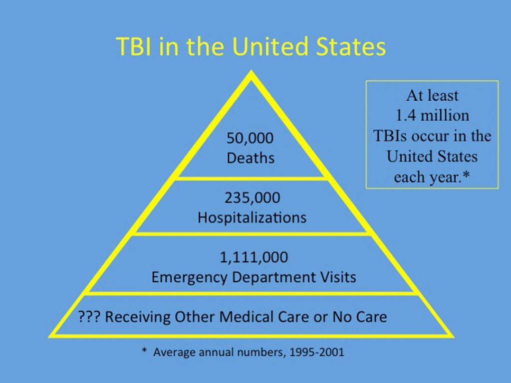 TBI in the United States