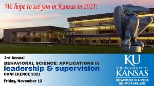 3rd Annual Behavioral Science: Applications in Leadership & Supervision Conference
