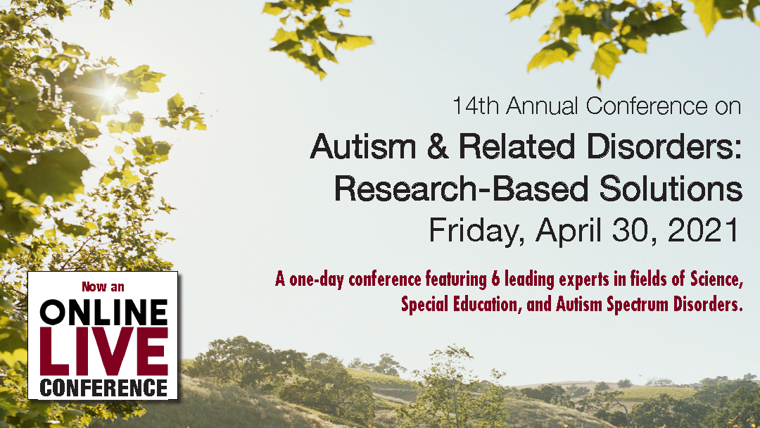 14th Annual Conference on Autism & Related Disorders: Research-Based Solutions