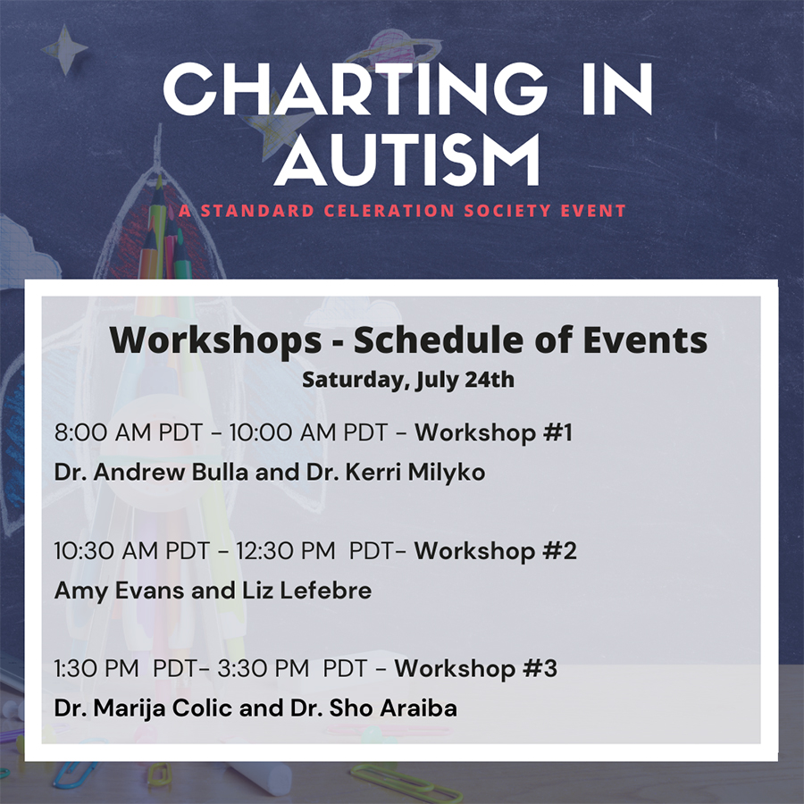 Charting in Autism